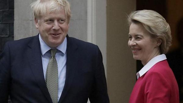 توافق تجاری انگلیس و اتحادیه اروپا