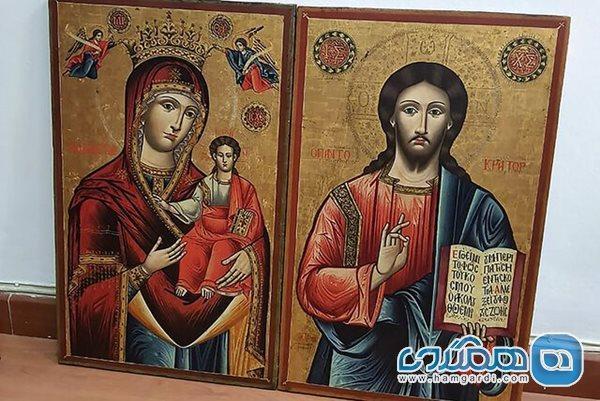 لبنان نقاشی های تاریخی مسروقه را به یونان بازگرداند