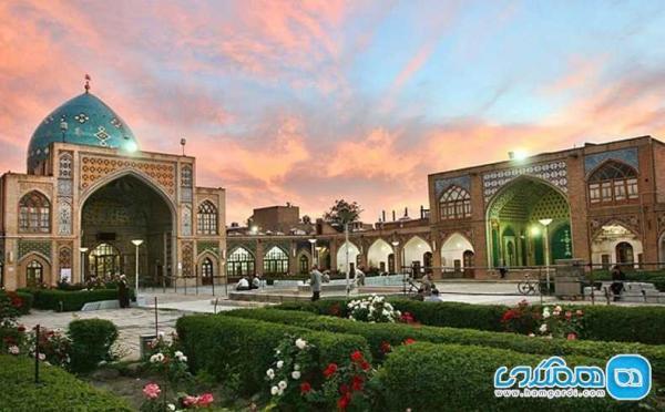 مسجد جامع زنجان؛ تلفیقی بی نظیر از تاریخ، مذهب و هنر