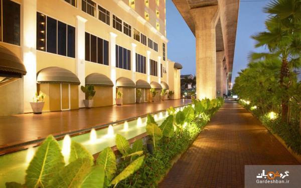 هتل ناسا وگاس بانکوک؛اقامتگاهی همه فن حریف!