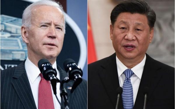 رئیس جمهوری چین خواهان رفتار محتاطانه آمریکا در مساله تایوان و هنگ کنگ شد