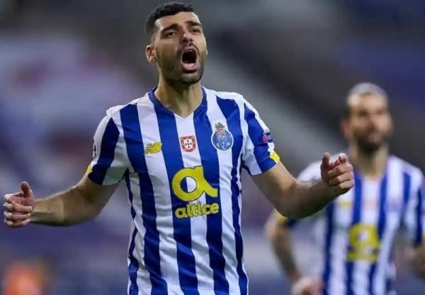 لیگ قهرمانان اروپا، طارمی در ترکیب اصلی پورتو مقابل یوونتوس به میدان می رود