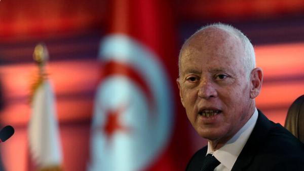 آمادگی مشروط رئیس جمهور تونس برای گفتگوی سیاسی