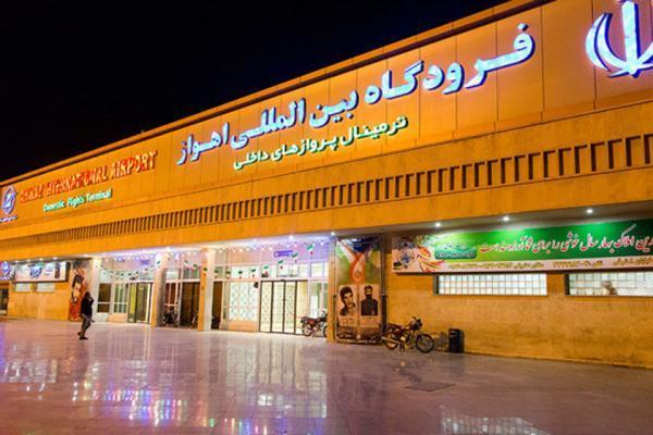 تست رپید کرونا در فرودگاه های خوزستان خبرنگاران