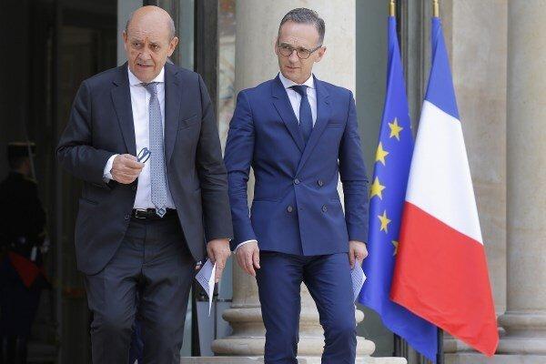 آلمان و فرانسه درباره تحولات شرق اوکراین موضع گیری کردند