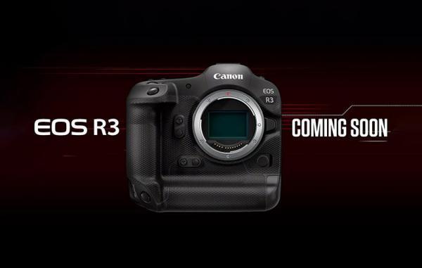 کانن با دوربین EOS R3 کلاس جدیدی در دوربین های بدون آینه ایجاد می نماید