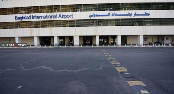 آمریکا سامانه پدافند هوایی را در فرودگاه بغداد، فعال کرد
