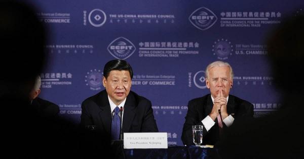 رئیس جمهور چین با بایدن ملاقات می نماید