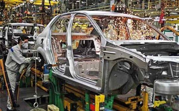 کاهش ارزبری سالانه 133 میلیون یورویی ایران خودرو