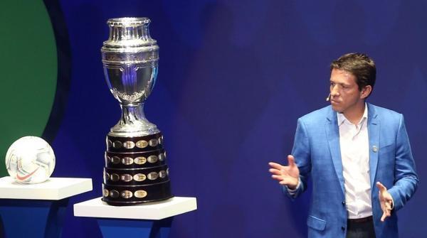 کوپا آمریکا در برزیل برگزار می گردد