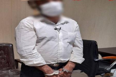 دستگیری عامل توهین به مسجد حظیره یزد