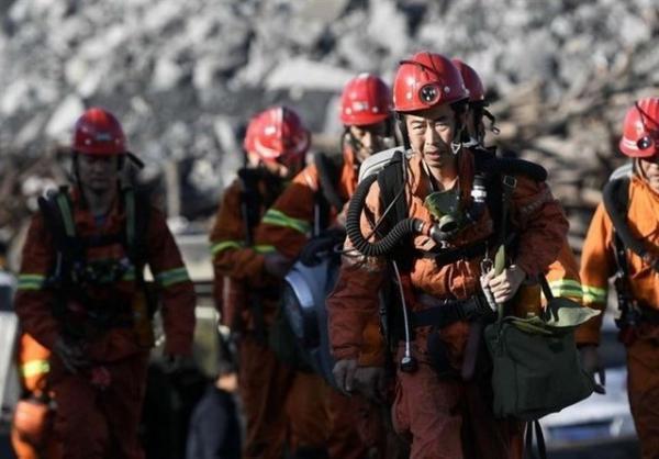 نجات معدنکاران چینی پس از 2 هفته