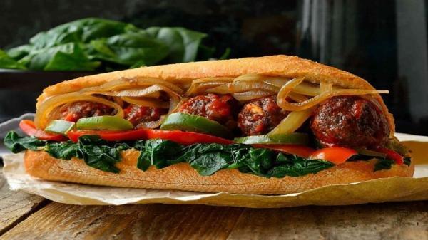طرز تهیه کوفته ساندویچی؛ خوشمزه و متفاوت