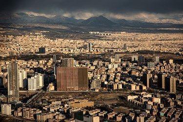 تصویب کلیات طرح خط آسمان در شورای عالی شهرسازی و معماری
