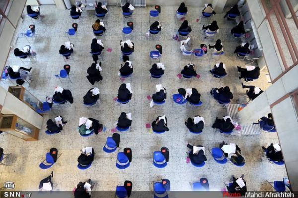حضور 22 هزار داوطلب کهگیلویه و بویراحمد در کنکور 1400
