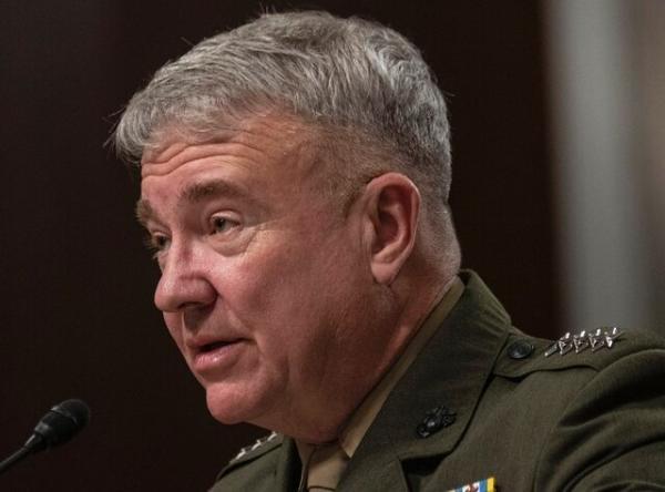 ژنرال مک کنزی بازهم ایران را بزرگترین تهدید بالقوه خواند