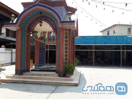 مسجدی در بابل که با نام جمکران دوم شناخته می شود