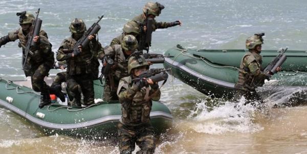 200 هزار کماندوی خطرناک کره شمالی با قابلیت انجام عملیات متقارن و نامتقارن