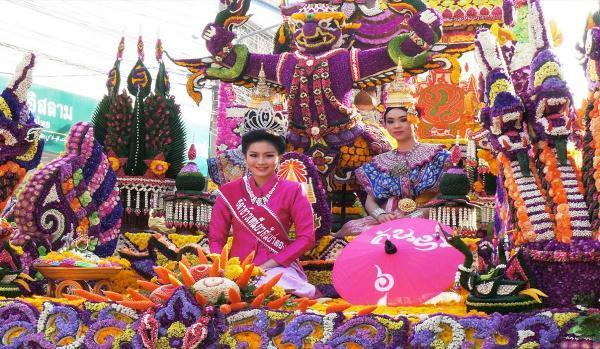 تور تایلند: 8 فستیوال شگفت انگیز تایلند