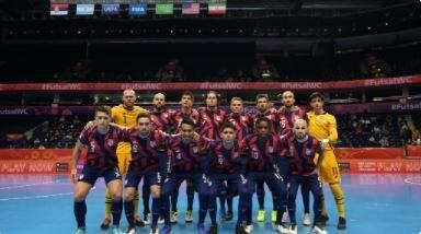ویزای آمریکا: آشنایی با تیم آمریکا حریف دوم ایران در جام جهانی فوتسال