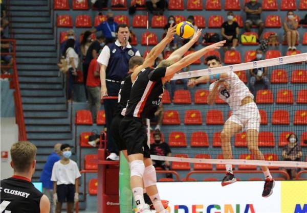 والیبال قهرمانی جوانان دنیا، ایران مغلوب آرژانتین شد، قهرمان به یک چهارم نهایی نرسید